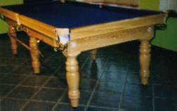 Chalkwell Snooker Table