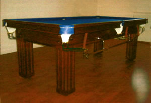Westcliff Snooker Table