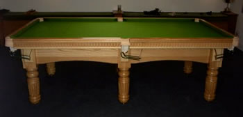 Connoiseur Snooker Table