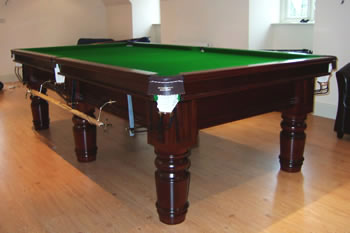 Connoisseur Snooker Table